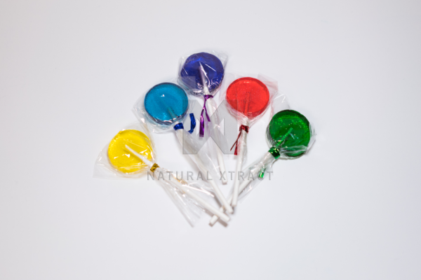 Organic CBD Lollipops by Natural Xtract